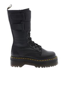 Dr. Martens - Black Jagger military boots