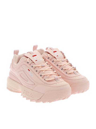 Fila - Pink Disruptor Low sneakers