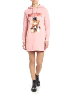 Moschino - Teddy Circus dress in pink