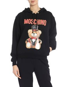 Moschino - Circus Teddy Bear hoodie in black