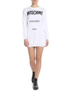 Moschino - Moschino Couture dress in white