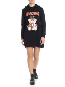 Moschino - Teddy Circus dress in black