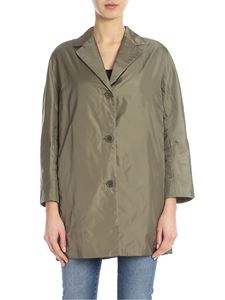 Aspesi - Thermore down jacket in sage green