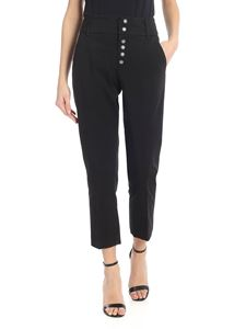 Dondup - Chic trousers in black
