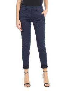 Dondup - Perfect trousers in blue