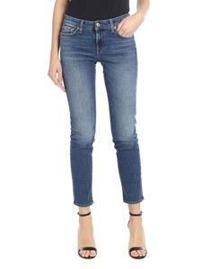 7 For All Mankind - Pyper Classic Slim jeans in blue