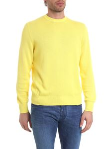 Fedeli - Arg pullover in light yellow
