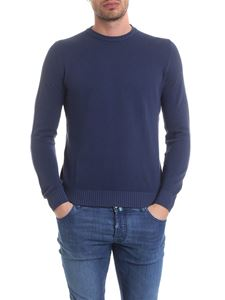 Fedeli - Bahamas pullover in blue