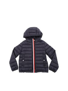 Moncler Jr - Blue New Morvan down jacket