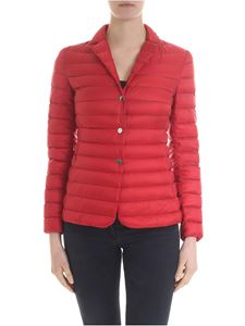 Moncler - Opal jacket in red