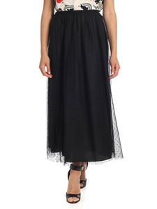 Red Valentino - Long tulle skirt