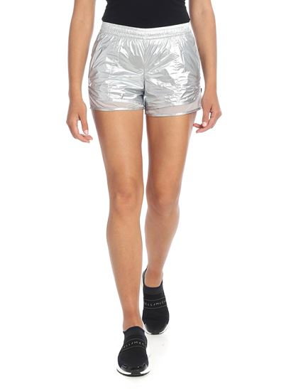 Adidas by Stella McCartney - Silver Met shorts
