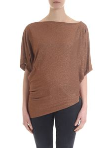 Vivienne Westwood Anglomania - Bronze Infinity Top