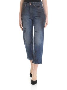 Vivienne Westwood Anglomania - Blue New Boyfriend jeans