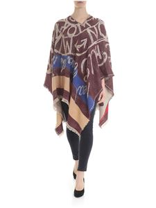 Vivienne Westwood  - Burgundy Mirror The World cape
