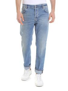 Dondup - Ivan jeans in blue