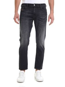 Diesel - Jeans Thommer in cotone nero