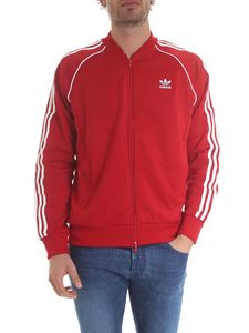 Adidas - Adidas Originals Red sweatshirt in red