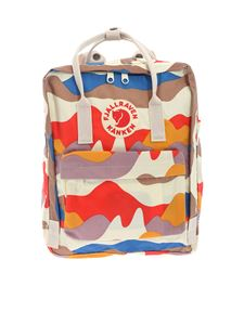 Fjallraven - Special Edition Kanken Art backpack in multicolor