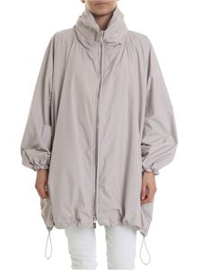 Moorer - Ginestra jacket in light gray