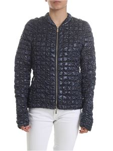 Moorer - Felce down jacket in blue