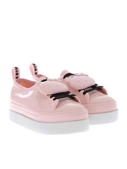 Melissa - Hello Kitty sneakers in powder pink