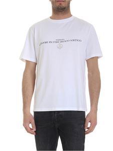 Golden Goose Deluxe Brand - White Golden Goose T-shirt