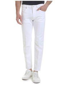 Golden Goose Deluxe Brand - White distressed Free jeans