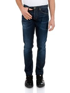 Dondup - Jeans George in cotone blu