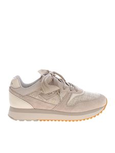 Lotto Leggenda - Sneakers Slice Corda in beige