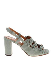 Chie Mihara - Bahia sandals in sage green