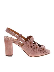 Chie Mihara - Bahia sandals in antique pink