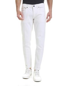 Dondup - George jeans in white