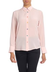 Paul Smith - Long sleeve shirt in pink