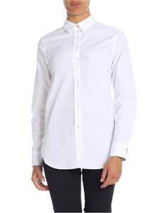 Paul Smith - Shirt in white pure cotton