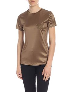 Max Mara - Roll T-shirt in brass color