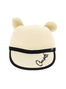 Karl Lagerfeld - Choupette hat in butter color