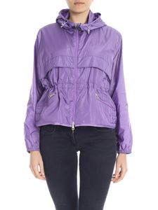 Moncler - Benjul jacket in purple