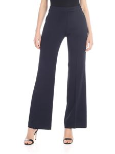 Fay - Palazzo trousers in blue