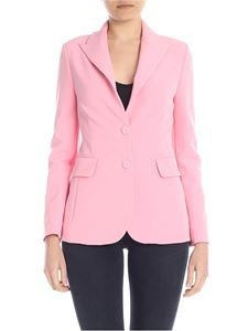 Ermanno by Ermanno Scervino - Giacca in cady rosa