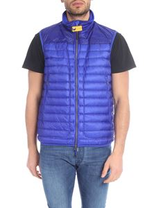 Parajumpers - Sully sleeveless down jacket in electric blue