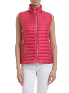 Colmar - Pink sleeveless down jacket