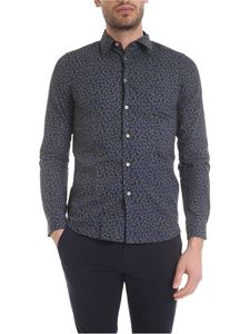 Paul Smith - Flower and pine needles pattern shirt
