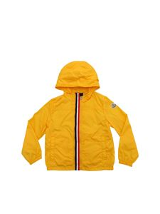 Moncler Jr - New Fronsac jacket in yellow with hood