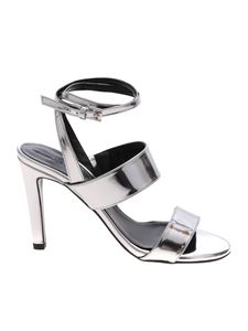 Kendall + Kylie - Mikella sandals in silver