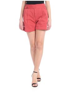 POLO Ralph Lauren - Shorts in pure red cotton