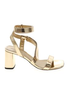Kendall + Kylie - Jaclyn sandals in golden color