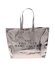Marc Jacobs  - Bag The Foil Tote Marc Jacobs in silver color