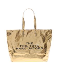 Marc Jacobs  - The Foil Tote Marc Jacobs bag in golden color