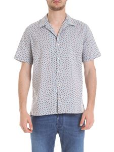 PS by Paul Smith - Casual fit shirt with palm prints